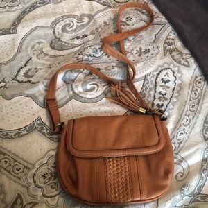 Handbags - Crossbody bag with tassel